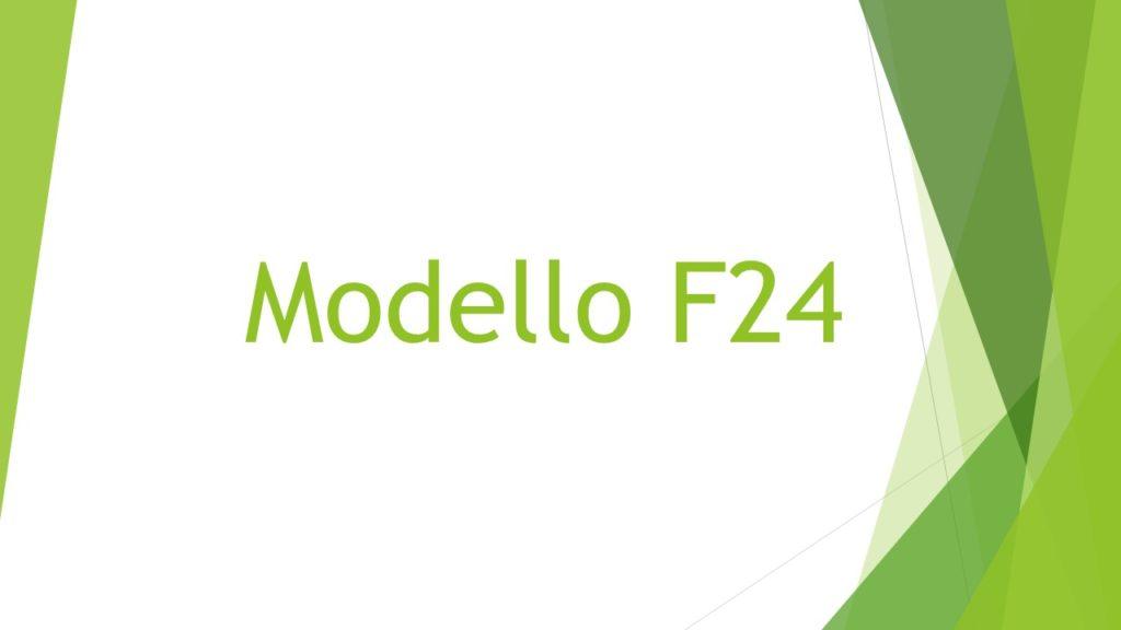modello f24