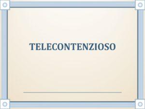 telecontenzioso